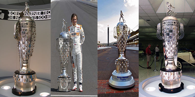 Indy 500 Trophy